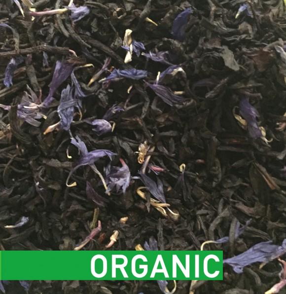 Earl Grey Blue Hebden Tea