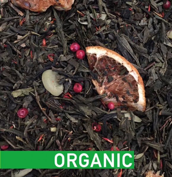 407-almond and orange organic