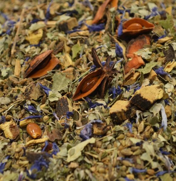 Liquorice Hebden Tea