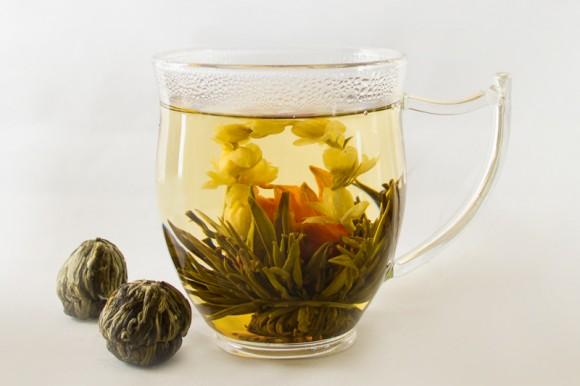 Blooming Tea - Hebdentea