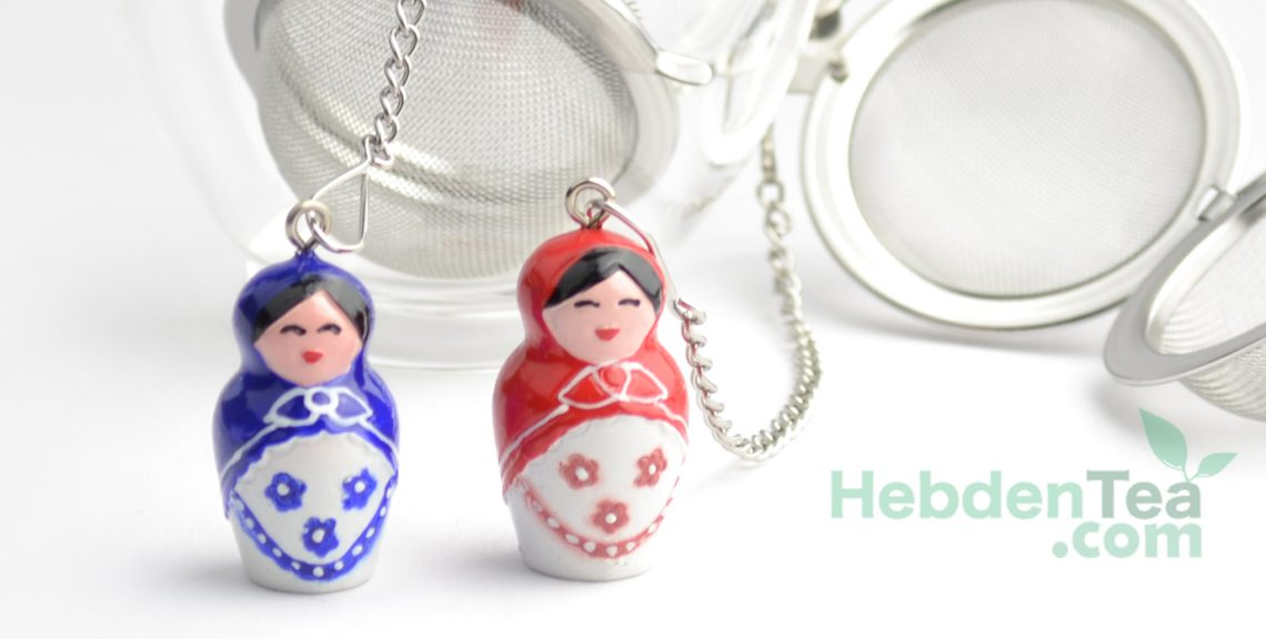 Russian Doll Infuser Hebden Tea