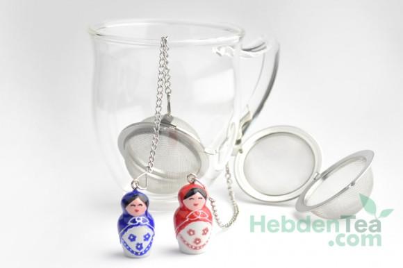 Matroshka Russian Doll Hebden Tea