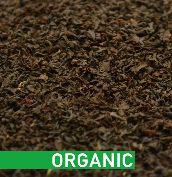 English Breakfast Organic hebden tea company