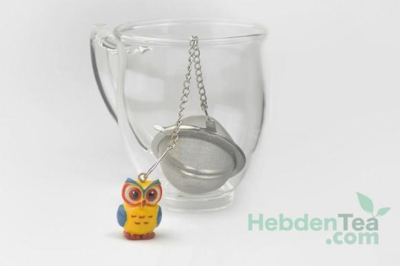 Hebden Tea Owl Infuser