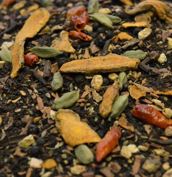 Turmeric Chai Hebden Tea Company