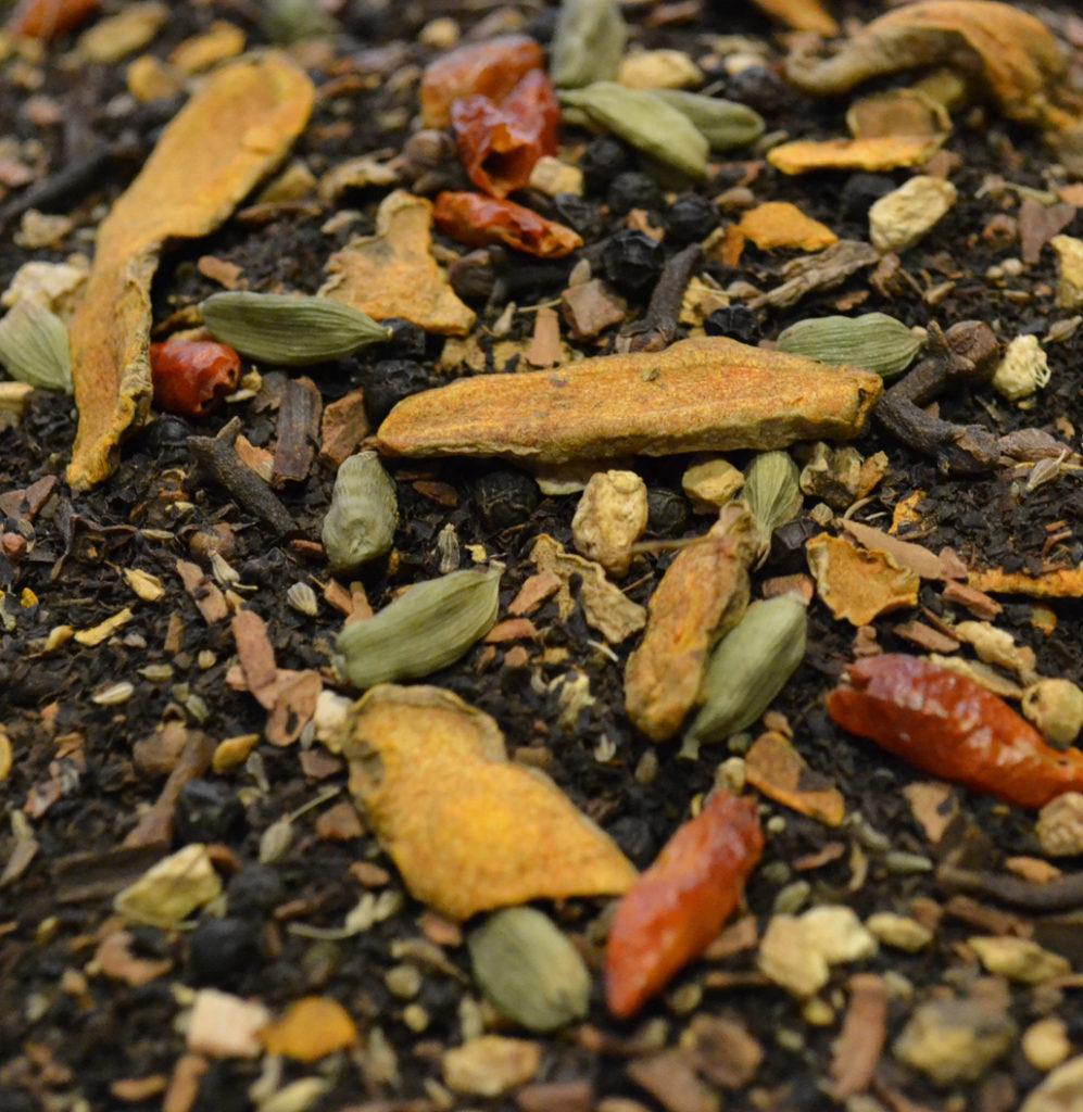Turmeric Root Chai