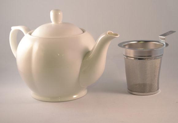 White Teapot Riviera Hebden Tea