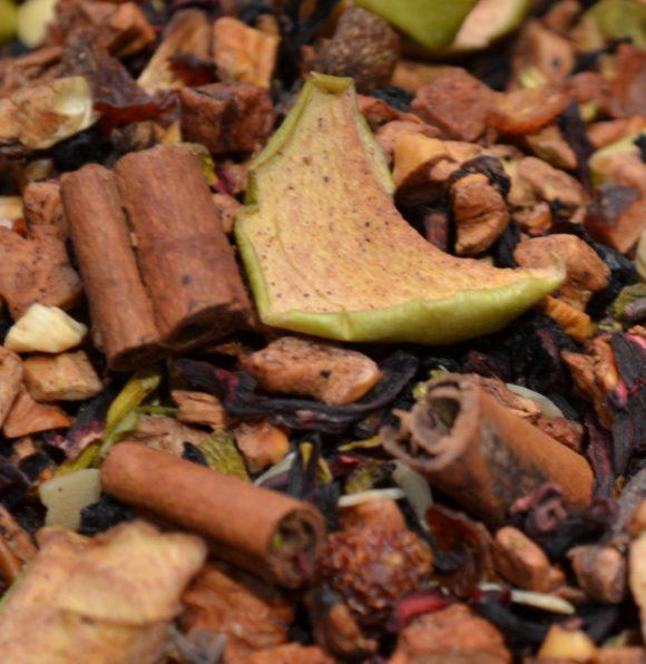 Baked Apple Hebden Tea