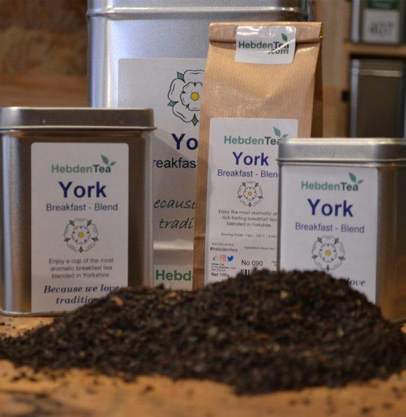 090 York Breakfast Tea