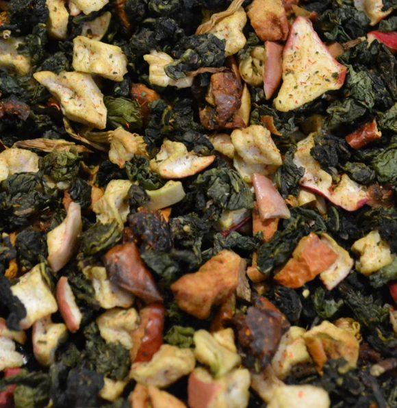 Oolong Elderflower Hebden Tea