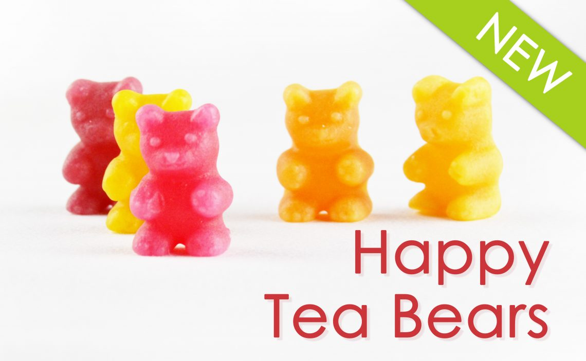 Happy Tea Bears