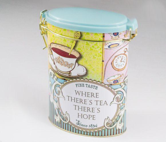 Where There's Tea..
